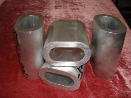 钢丝绳锁扣(铝管)