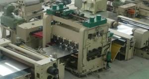 铝板横切生产线
