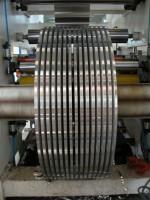 铝带分切生产线